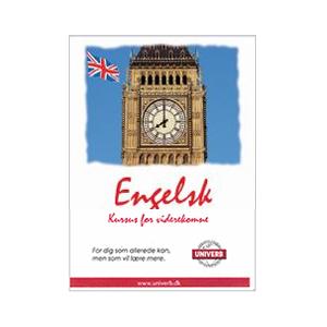 Ljudbok Engelsk sprogkursus, Kursus for viderekomne av Ewa Z Gustafsson