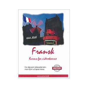 Ljudbok Fransk sprogkursus, Kursus for viderekomne av Ewa Z Gustafsson