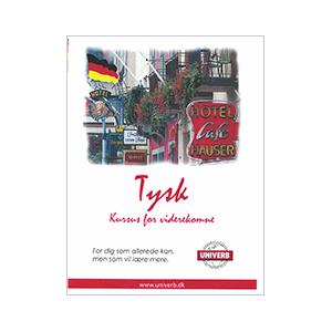 Ljudbok Tysk sprogkursus, Kursus for viderekomne av Ewa Z Gustafsson